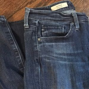 Ag Adriano Goldschmied Jeans - Adriano Goldschmied AG Jeans Stevie Slim Straight
